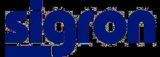 Sigron Webseite